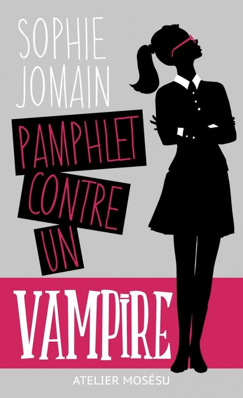 Couverture Pamphlet contre un vampire