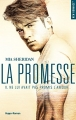 Couverture La promesse Editions Hugo & cie (New romance) 2017