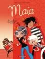 Couverture Maïa, tome 3 : Le cadeau des dieux Editions Dargaud 2011
