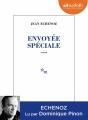 Couverture Envoyée spéciale Editions Audiolib 2016