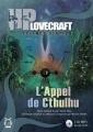 Couverture L'appel de Cthulhu Editions Lyre audio 2014