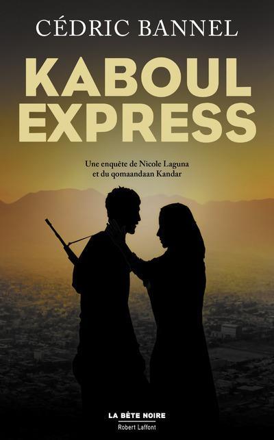 Couverture Kaboul Express