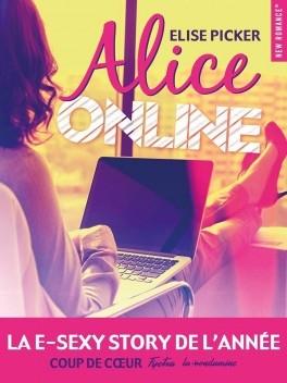Couverture Alice Online