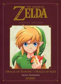 Couverture The Legend of Zelda (perfect edition) Oracle of Seasons / Oracle of Ages