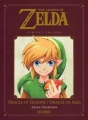 Couverture The Legend of Zelda (perfect edition) Oracle of Seasons / Oracle of Ages Editions Soleil 2017