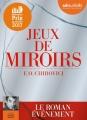 Couverture Jeux de miroirs Editions Audiolib 2017