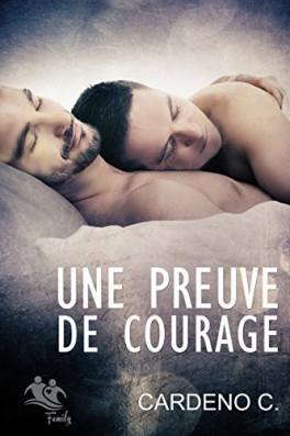 Couverture Une preuve de courage