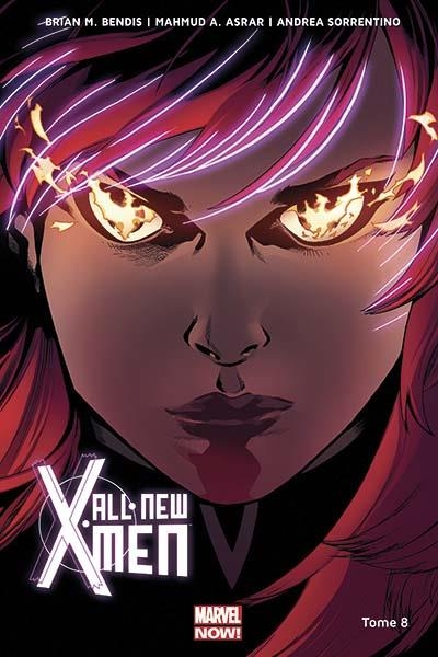 Couverture All-New X-Men (Marvel Now), tome 8 : Utopistes