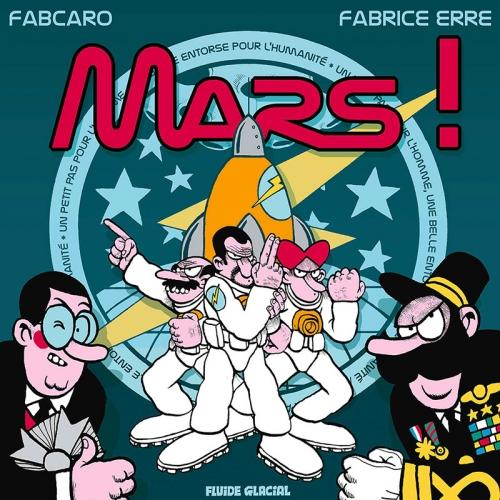 Couverture Mars !