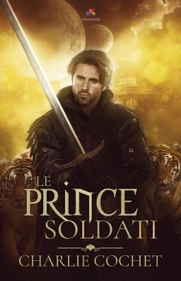 Couverture Soldati, tome 1 : Le Prince Soldati