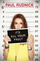 Couverture It's all your fault Editions Scholastic 2016