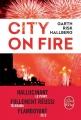 Couverture City on fire Editions Le Livre de Poche 2017