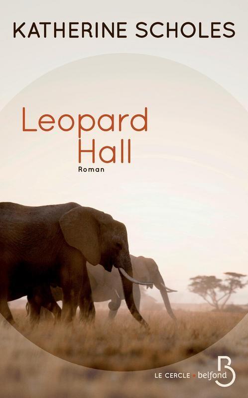 Couverture Leopard Hall