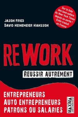 Couverture Rework : réussir autrement
