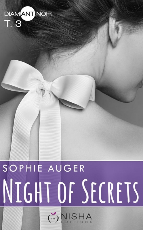 Couverture Night of secrets, tome 3