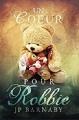 Couverture Un Coeur pour Robbie Editions Sidh Press 2017