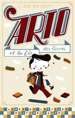 Couverture Arto et la fée des livres