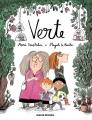 Couverture Verte (BD), tome 1 Editions Rue de Sèvres 2017