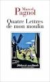 Couverture Quatre lettres de mon moulin Editions de Fallois 2017