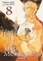 Couverture Les Misérables (manga), tome 8 Editions Kurokawa (Seinen) 2017