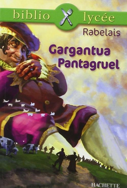 Couverture Gargantua et Pantagruel / Gargantua suivi de Pantagruel