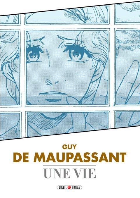 Couverture Une vie (manga)