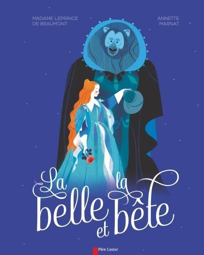 Couverture La Belle et la Bête (Marnat)