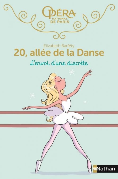 Couverture 20, allée de la danse, tome 05 : L'envol d'une discrète