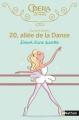 Couverture 20, allée de la danse, tome 05 : L'envol d'une discrète Editions Nathan 2017