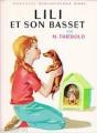 Couverture Lili et son basset Editions Hachette (Nouvelle bibliothèque rose) 1956