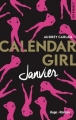 Couverture Calendar girl, tome 01 : Janvier Editions France Loisirs 2017