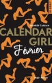 Couverture Calendar girl, tome 02 : Février Editions France Loisirs 2017