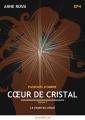 Couverture Coeur de cristal, épisode 4: Le chant du cristal Editions Numeriklivres 2015