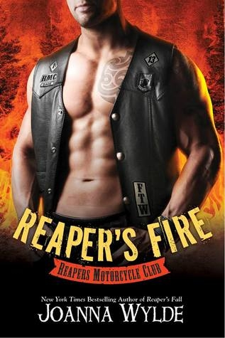 Couverture Reapers motorcycle club, tome 6