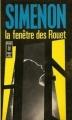 Couverture La fenêtre des Rouet Editions Presses de la cité 1964