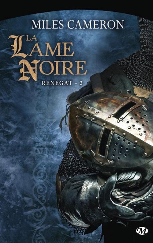 Couverture Renégat, tome 2 : La lame noire