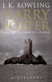 Couverture Harry Potter, tome 3 : Harry Potter et le prisonnier d'Azkaban Editions Bloomsbury 2004