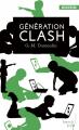 Couverture Génération Clash Editions French pulp (Anticipation) 2017