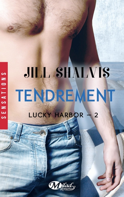 Couverture Lucky Harbor, tome 02 : Tendrement