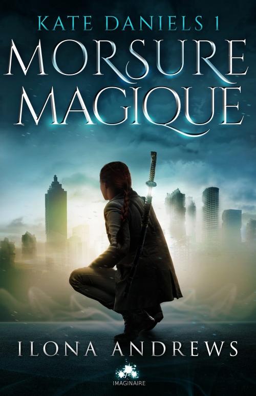 Couverture Kate Daniels, tome 1 : Morsure magique