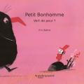 Couverture Petit Bonhomme : Vert de peur ? Editions La Poule qui Pond 2015