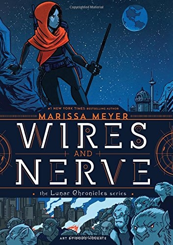 Couverture Wires and nerve, book 1