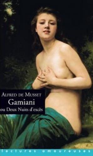 Couverture Gamiani / Gamiani ou deux nuits d'excès