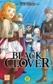 Couverture Black clover, tome 05 Editions Kazé (Shônen) 2017
