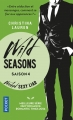 Couverture Wild seasons, tome 4 : Wicked sexy liar Editions Pocket 2017