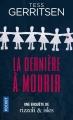 Couverture La dernière à mourir Editions Pocket (Thriller) 2017