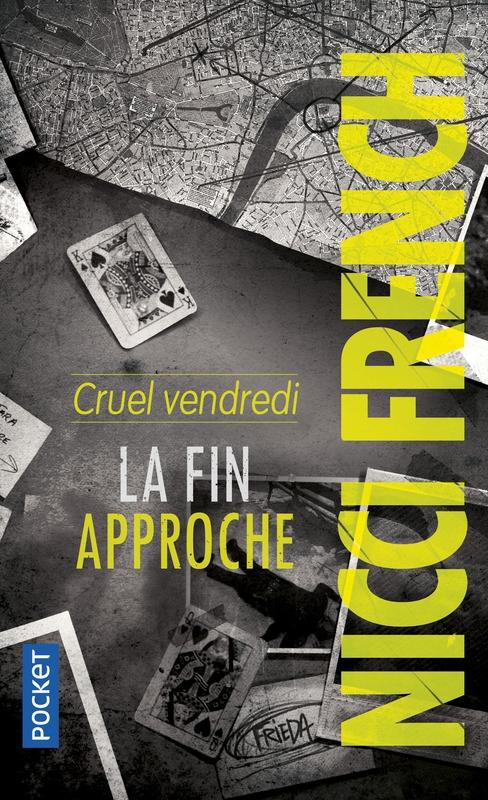 Couverture Frieda Klein, tome 5 : Cruel vendredi : La fin approche