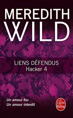 Couverture Hacker, tome 4 : Liens défendus