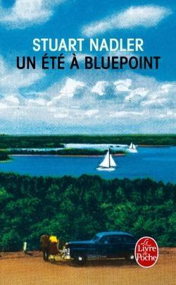 Couverture Un été à Bluepoint
