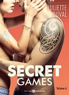 Couverture Secret Games, tome 6